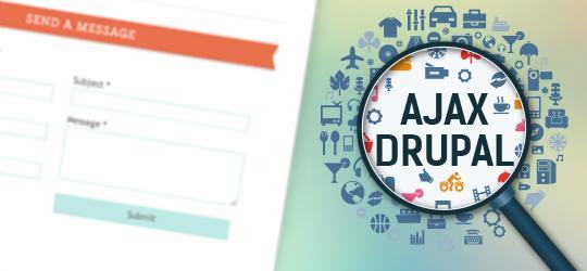 Drupal AJAX и Forms API