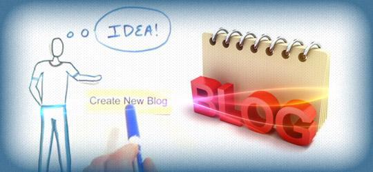 Как создавался блог Angarsky