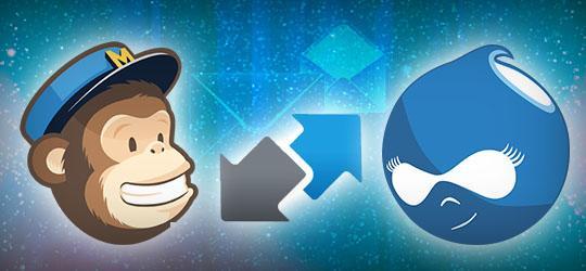 Интеграция Drupal с MailChimp